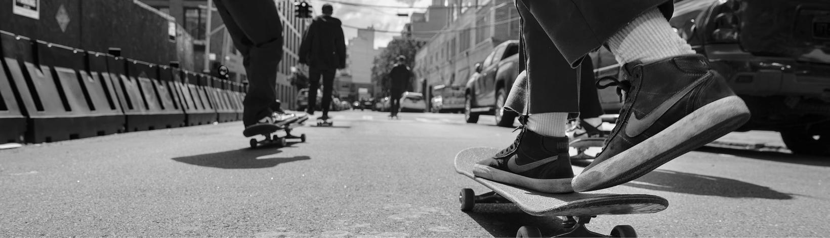 New in Skate